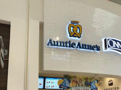 How to Order Vegan at Auntie Anne's