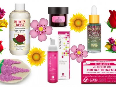 Feel the Flower Power With These Cruelty-Free, Floral-Scented Beauty Products