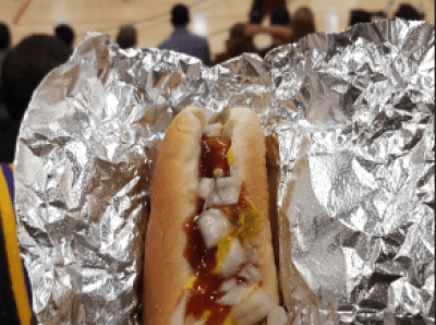 The Drew League Is on Fire With New Vegan Options This Summer
