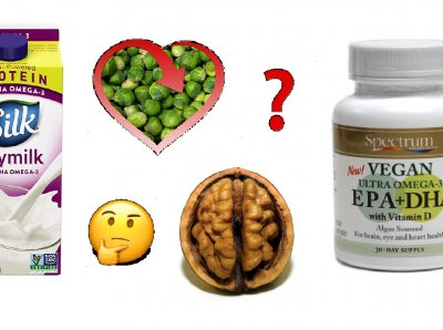 OMG: It's a Vegan's Guide to Omega-3s