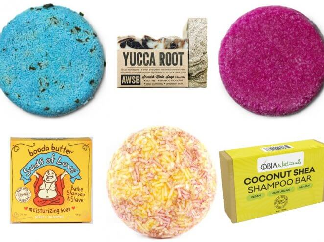 15 Cruelty-Free Shampoo Bars That Are Vegan and Good for the Environment